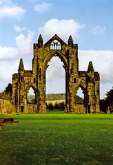 Photo of Gisborough Priory, Yorkshire, 28th March 1997