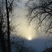 Winter sunset - Lumière d'hiver