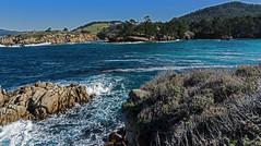 Monterey Bay California (dog97209) Tags: monterey bay california across from pebble beach