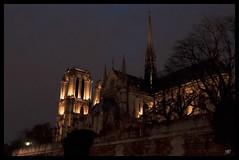 Notre-Dame  2013-03 LX1+24 1000855 (mich53 - thank you for your comments and 7M view) Tags: paris notredame frankreich france leicax1 2013 night church souvenir paysage landscape cathédrale archive