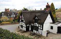 The White Lion Pub Cheshire (big_jeff_leo) Tags: pub old