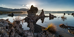 Mono Lake (y0chang) Tags: california mono lake pentax pentaxart landscapes reflection reflections easternsierra sierranevada