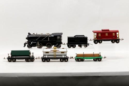Lionel Train Set ($364.00)