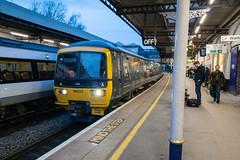 My train to Bristol