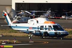 JA06HD   Sikorsky S-76C   Aero Asahi (james.ronayne) Tags: ja06hd sikorsky s76c aero asahi 760584 heli helicopter chopper rotors heliport rjti canon aviation 5ds 100400mm raw