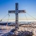Plöckenstein Summit Cross