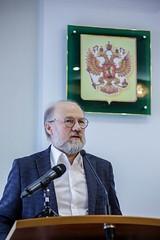 13 февраля 2020, Преподаватели семинарии приняли участие в круглом столе «Социально-экономическое развитие России до 2050 года»