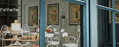 Valentine's Tea (Miru in SL) Tags: second life sl mesh decor furniture food tea room shop hop refuge paper moon pm aphrodite store free gift cake lovely valentines day vintage romantic