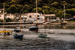 Photo of welsh harbour