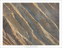 Erosion Patterns (G Dan Mitchell) Tags: deathvalley national park canyon wash walls sides erosion channels morning light landscape nature desert arid shadow califoria usa north america
