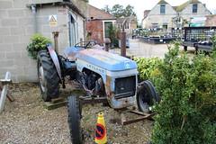 Photo of Leyland 154 mini tractor.