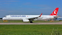 TC-JTO (AnDyMHoLdEn) Tags: turkishairlines a321 staralliance egcc airport manchester manchesterairport 23l