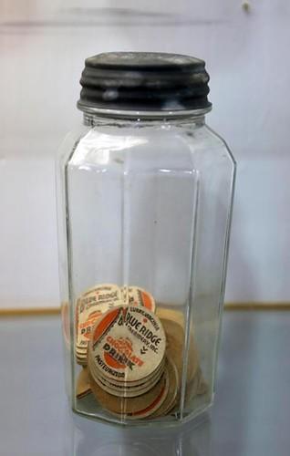 Jar of Blue Ridge Creamery Milk Caps ($224.00)