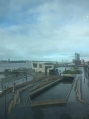 Pier Head Liverpool (BirkenPhotos) Tags: liverpool museum mann island pier head liver building port albert dock