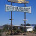 road runner's retreat / route 66. mojave desert, ca. 1999.