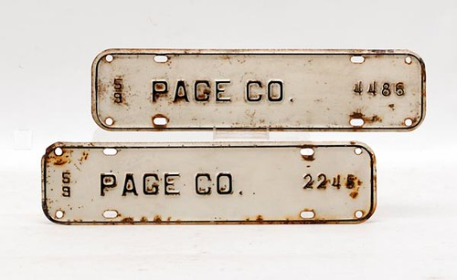 Page Co. Tags ($134.40)
