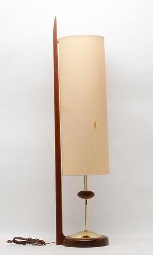 Mid Century Modern Lamp ($84.00)