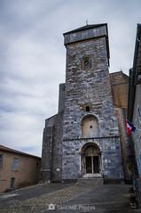 La tour (SantiMB.Photos) Tags: 2blog 2tumblr 2ig saintbertranddecomminges occitaine occitania francia france otoño autumn iglesia church románico romanesque geo:lat=4302687114 geo:lon=057062225 geotagged occitanie