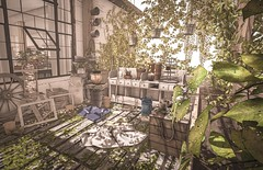My Mess. My Sanctuary (kambrey.kenin) Tags: crate tlc theliaisoncollaborative event events slevents mesh homeandgarden decor houses homes landscaping dad thor gachas compulsion nutmeg hpmd applefall kalopsia disorderly