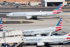 2020_02_08 KPHX stock-13 (photoJDL) Tags: a330 airbusa330 americanairlines americanairlinesa330 jdlmultimedia jeremydwyerlindgren kphx n277ay phx aircraft airline airplane airport aviation