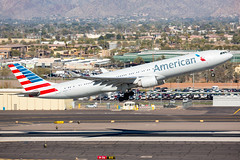 2020_02_08 KPHX stock-17 (photoJDL) Tags: a330 airbusa330 americanairlines americanairlinesa330 jdlmultimedia jeremydwyerlindgren kphx n277ay phx aircraft airline airplane airport aviation
