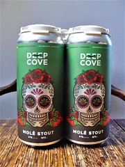Molé Stout (knightbefore_99) Tags: bc beer local tasty cerveza pivo hops malt craft awesome west coast molé stout oaxaca can cocoa chocolate north vancouver