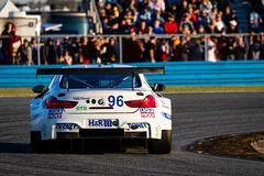 #96 Klingmann-Machavern-Auberlen-Foley TurnerMotorsport BMW.M6.GT3-1 (rickstratman26) Tags: imsa rolex 24 daytona speedway florida canon motorsport motorsports car cars racecar racecars racing bmw m6 mtd mt3