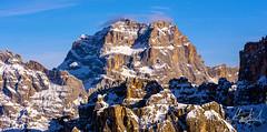 Sorapiss (Brascuz) Tags: dolomites dolomiti nikon nikond7200 tokina nature landscape mountains italy cortinadampezzo sorapiss winter unesco snow alps