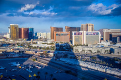 Rio All-Suites Hotel and Casino view from the 23rd floor of the Masquerade Tower - Las Vegas, Nev. (GMLSKIS) Tags: rio lasvegas nikond750 treasureisland mirage wynn venetian palazzo stratospheretower trump