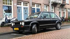 Volkswagen Golf C 1.5 Scorpion (Skylark92) Tags: nederland netherlands holland noordholland northholland amsterdam zuid south volkswagen golf c 15 scorpion jk32st 1983 onk origineel nederlands kenteken