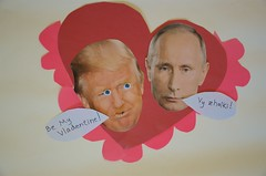 Happy VD! (Mark A. Morgan) Tags: camarillo california markamorgan trump putin valentinesday