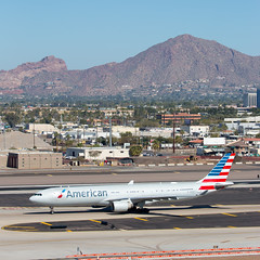 2020_02_08 KPHX stock-12 (photoJDL) Tags: a330 airbusa330 americanairlines americanairlinesa330 jdlmultimedia jeremydwyerlindgren kphx n277ay phx aircraft airline airplane airport aviation