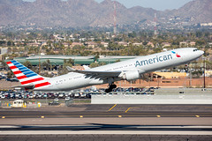 2020_02_08 KPHX stock-18 (photoJDL) Tags: americanairlines a330 airbusa330 kphx jeremydwyerlindgren jdlmultimedia americanairlinesa330 airplane airport aircraft aviation airline phx n277ay