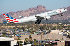 2020_02_08 KPHX stock-19 (photoJDL) Tags: a330 airbusa330 americanairlines americanairlinesa330 jdlmultimedia jeremydwyerlindgren kphx n277ay phx aircraft airline airplane airport aviation