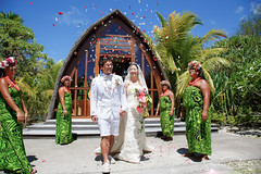 Yayoi & Eisaku - Four Seasons ~ Bora Bora