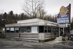 West Taghkanic Diner (David F. Panno) Tags: sony ilce7rm4 fe35mmf18 ancram newyork usa westtaghkanicdiner flickr diner