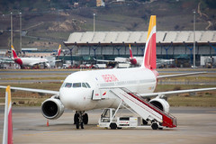 2020_01_19 MAD Madrid stock-4 (photoJDL) Tags: a321 airbusa321 ecjre iberia iberiaa321 jdlmultimedia jeremydwyerlindgren lemd mad madrid madridbarajas aircraft airline airplane airport aviation