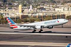 2020_02_08 KPHX stock-16 (photoJDL) Tags: a330 airbusa330 americanairlines americanairlinesa330 jdlmultimedia jeremydwyerlindgren kphx n277ay phx aircraft airline airplane airport aviation