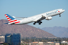 2020_02_08 KPHX stock-20 (photoJDL) Tags: a330 airbusa330 americanairlines americanairlinesa330 jdlmultimedia jeremydwyerlindgren kphx n277ay phx aircraft airline airplane airport aviation
