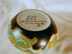 aida 7 (southofbloor) Tags: schoonhoven aida gouda 276 pottery
