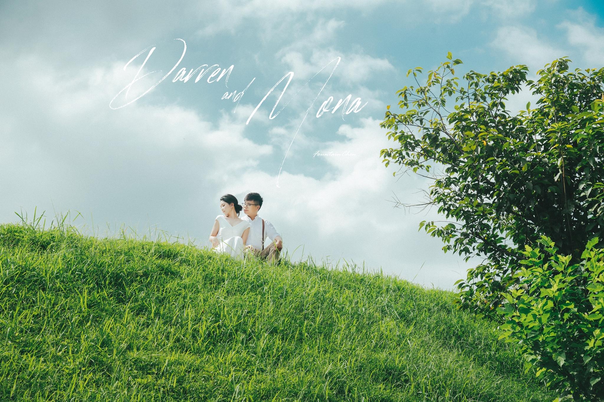 Darren & Mona 01