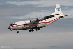 Antonov An-12 (lee adcock) Tags: an12 an12bk antonov dsa nikond500 runway20 tamron150600g2 tripod urcaj airplane