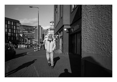 FILM - Bearded man (fishyfish_arcade) Tags: 35mm analogphotography bw blackwhite blackandwhite canonsureshotmax delta400 filmphotography filmisnotdead istillshootfilm monochrome analogcamera compactcamera film ilford mono streetphotography beard