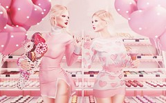 Resolutions & Pinky Promise (Valenska Voljeti) Tags: secondlife sl candydoll fameshed level girls