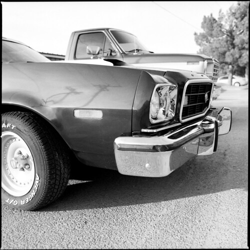 Avenger G/T // Ilford FP4+ • Hasselblad 500C/M // New Mexico, 2019