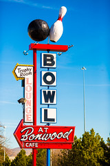 Bonwood (Thomas Hawk) Tags: america bonwoodbowl bonwoodcafe slc saltlakecity trophyroom usa unitedstates unitedstatesofamerica utah bowling bowlingalley neon neonsign fav10 fav25