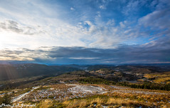 Livarden ( 9 ) (2000stargazer) Tags: livarden riple totland fana bergen norway view panorama mountains landscape cloudscape clouds heaven light nature autumn november canon gettyimages