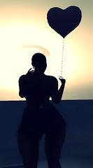 Secret Sentiments (Chioma Namiboo SL) Tags: secondlife secondlifephotography secondlifeexploration sl slwindlight slphotography shadows heart balloon avatar women wl windlight