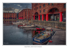 Lady Helen (Kev Walker ¦ Thank You 4 Comments n Faves) Tags: liverpool uk england albert merseyside dock water architecture waterfront landmark reflection building britain warehouse city mersey harbour old royal british port travel urban canal tourist victorian landscape blue illuminated tourism boat house english brick famous view wharf heritage night dockside albertdock historical boats marina harbor mooring quayside lady helen