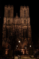 Cathedrale Reims (fbaussart) Tags: reims cathedrale church architecture arts sony helios44 a7 champagne